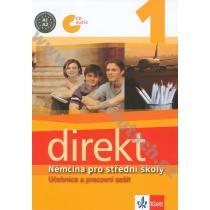 Direkt 1 (Učebnice a pracovní sešit + AUDIO CD)