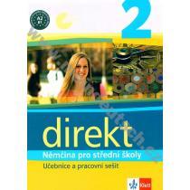 Direkt 2 (Učebnice a pracovní sešit + AUDIO CD)