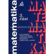 Matematika pro SOŠ a SOU 3.část
