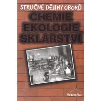 Stručné dějiny oborů chemie