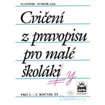 Cvičení z pravopisu pro malé