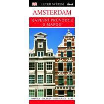 Amsterdam - Průvodce s mapou