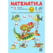 Matematika 3 pro 1.r.ZŠ