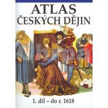 Atlas českých dějin 1.díl