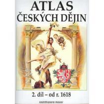 Atlas českých dějin 2.díl