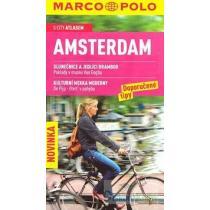 Amsterdam - Průvodce Marco Polo