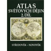 Atlas světových dějin 2.díl
