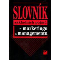 Slovník z. pojmů z marketingu