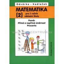 Matematika 2 pro 7.roč.ZŠ
