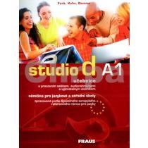 Studio d A1 učebnice