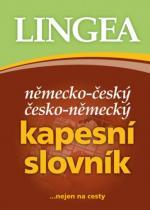 Lingea něměcko-český, česko-německý kapesní slovník