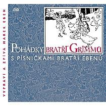 CD-Pohádky bratří Grimmů
