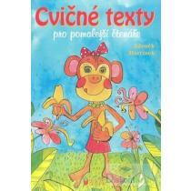 Cvičné texty pro pomalé čtenáře