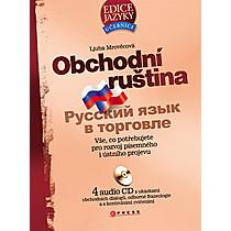 Obchodní ruština + CD