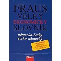 Velký NČ-ČN ekonomický slovník Fraus