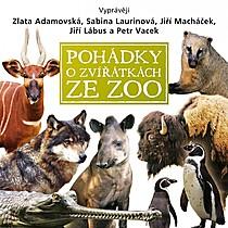 CD Pohádky o zvířátkách ze ZOO