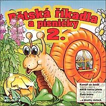 CD Říkadla a písničky