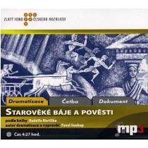 CD Starověké báje a pověsti