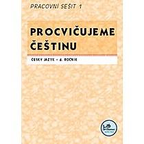 Procvičujeme češtinu 4.r – Pracovní sešit 1