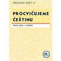 Procvičujeme češtinu 4.r – Pracovní sešit 2