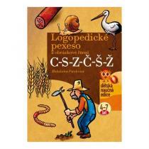 Logopedické pexeso a obrázkové C-S-Z-Č-Š-Ž