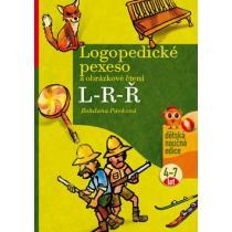 Logopedické pexeso a obrázkové L-R-Ř
