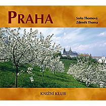 Praha - brožovaná