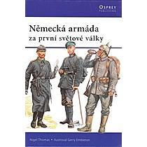 Německá armáda - Za první světové války