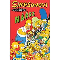 Simpsonovi - Komiksový nářez