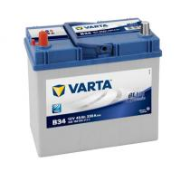 Varta Blue Dynamic 12V 45Ah 330A, 545 158 033