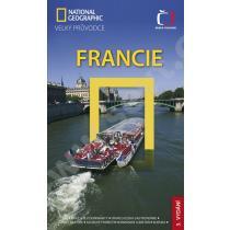 Francie - Velký průvodce National Geographic