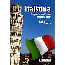 Italština - Last minute
