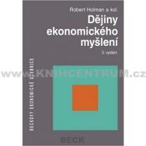 Dějiny ekonomického myšlení (3.vydání)