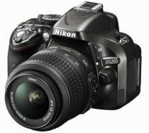 Nikon D5200 + 18-55 mm II