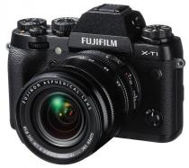 Fujifilm X-T1 + 18-55 mm