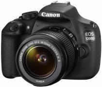 Canon EOS 1200D + Tamron 18-200 mm Di II