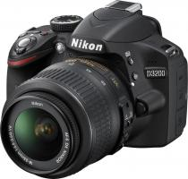 Nikon D3200 + 18-55 mm II