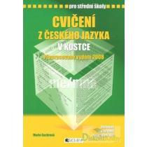 Cvičení z českého jazyka v kostce pro SŠ