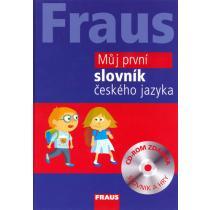 Můj první slovník českého jazyka + CD-ROM
