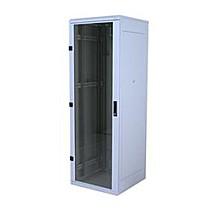 """TRITON 19"""" rozvaděč stojanový 18U/600x600, skleněné dveře"""