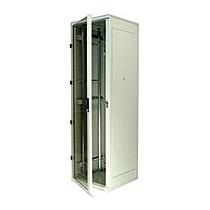 """TRITON 19"""" rozvaděč stojanový 42U/600x600, skleněné dveře"""