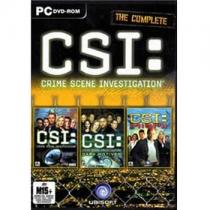 CSI: Crime Scene Investigation CZ