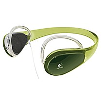 Logitech Sports Headphones Lime