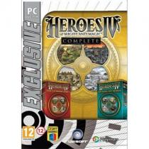 Heroes of Might & Magic 4 GOLD