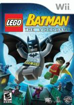 LEGO Batman: The Videogame (Wii)