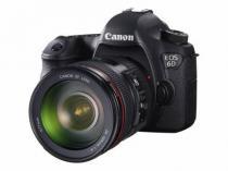Canon EOS 6D + Tamron 24-70 mm