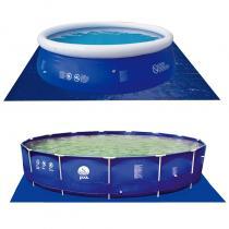 MASTER Plachta pod bazén 330 x 330 cm