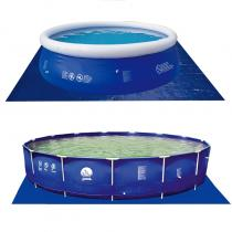MASTER Plachta pod bazén 390 x 390 cm