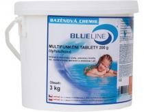 BlueLine Multifunkční tablety čtyřsložkové 3 Kg
