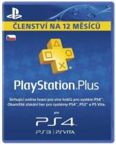 Sony PlayStation Plus Card 365 Days - PS719242291